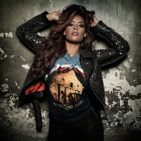 18. Amel Bent (@amel_bent) - Chanteuse (788 760 followers)