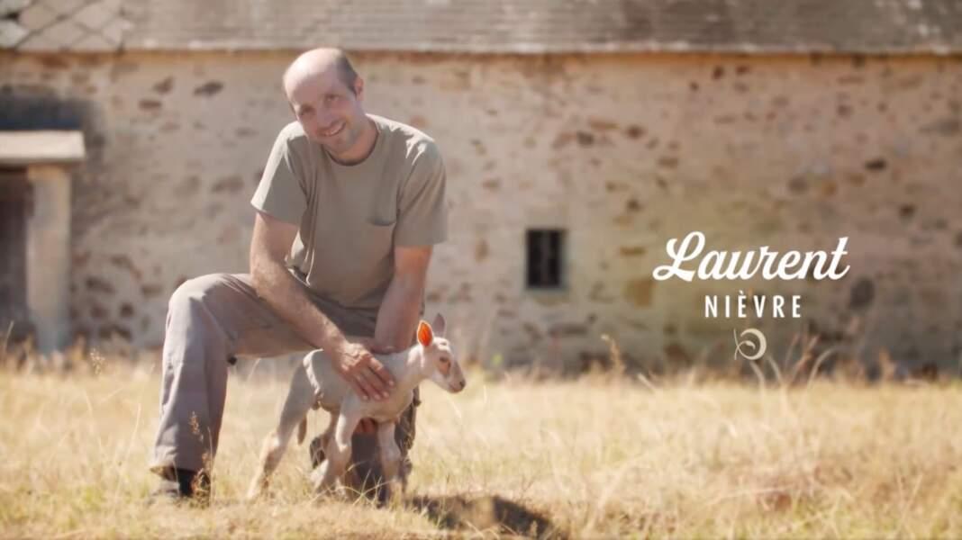 Laurent, 41 ans, éleveur de vaches allaitantes et de brebis, Nièvre