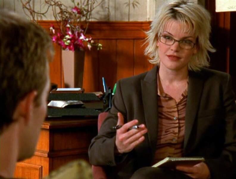 Pauley Perrette dans Dawson : Définitivement, elle est beaucoup mieux en brune