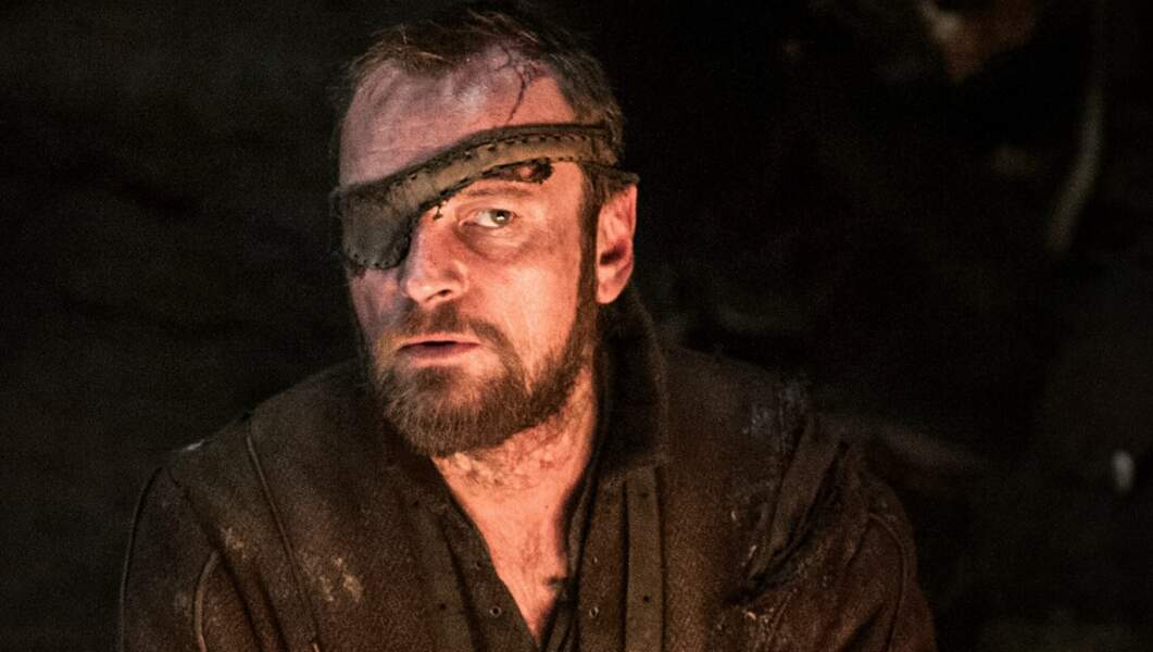 Richard Dormer (Lord Beric Dondarrion)