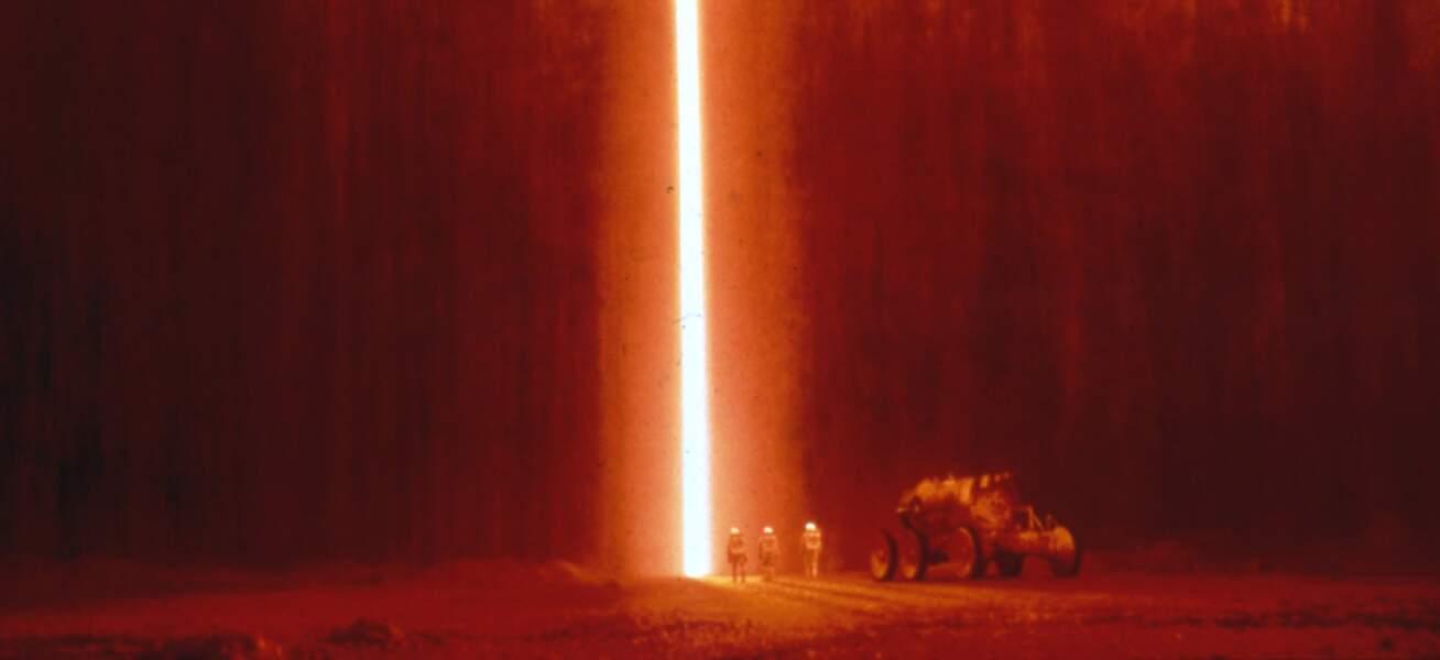 Mission to Mars. Ou quand une équipe d'astronautes se retrouve perdue sur Mars. Ça va couper chérie !