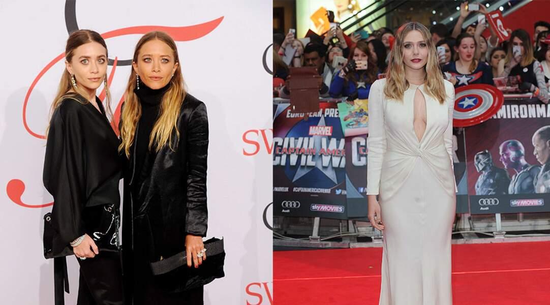 Dans la famille Olsen, on demande les actrices : Ashey et Mary-Kate et leur petite soeur Elizabeth !