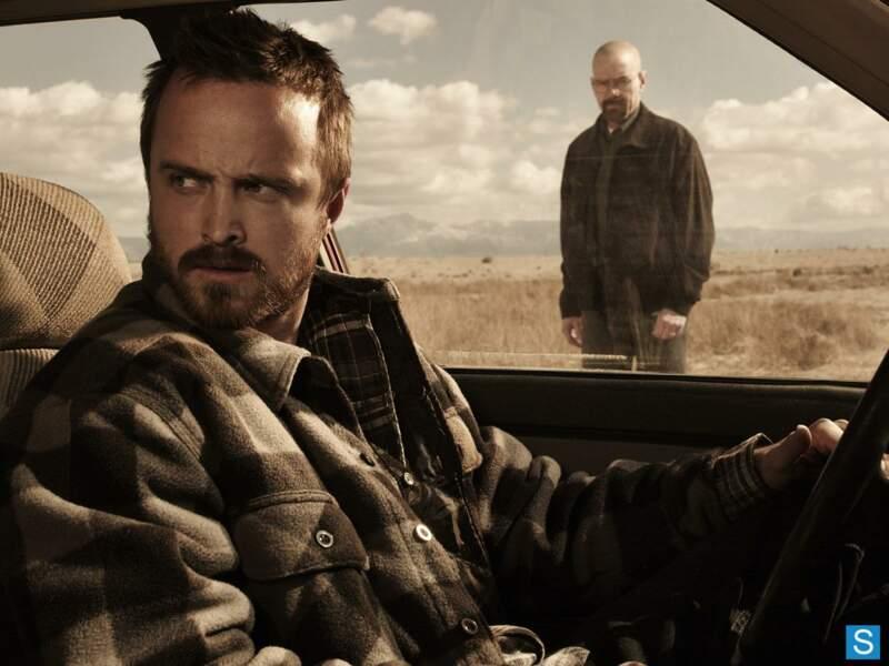 Et quand les affaires se gâtent, Jesse et Walter s'éloignent