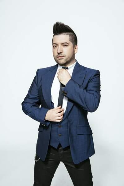 Chris Marques de retour dans le jury de Danse avec les stars
