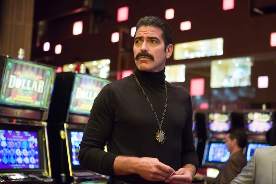 George Clooney (ici dans Ocean's 13) ferait mieux de l'abandonner... DEFINITIVEMENT !