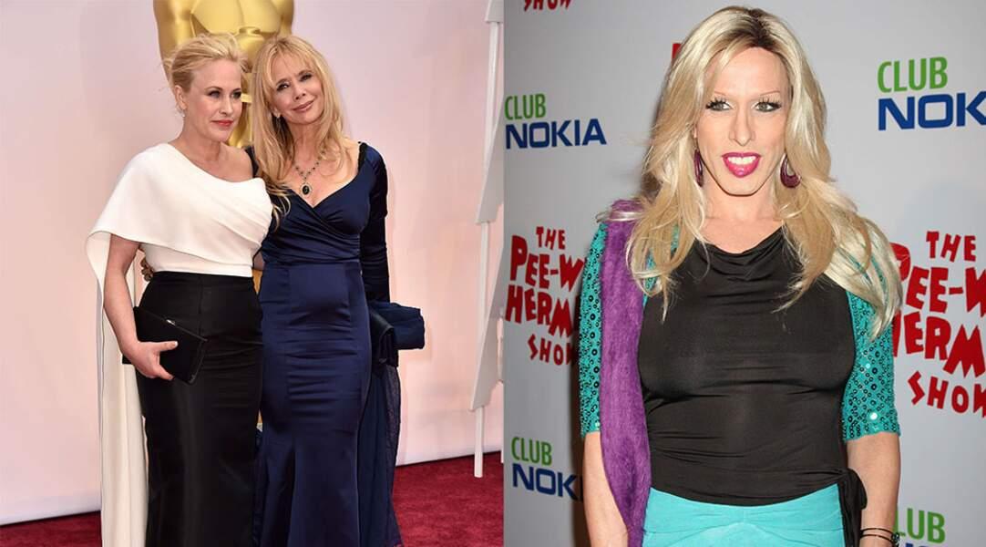 Patricia, Rosanna et Alexis Arquette également.