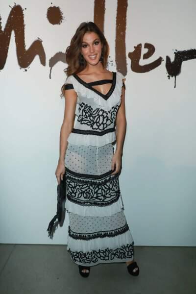 Culottée, Miss Univers a osé la robe transparente