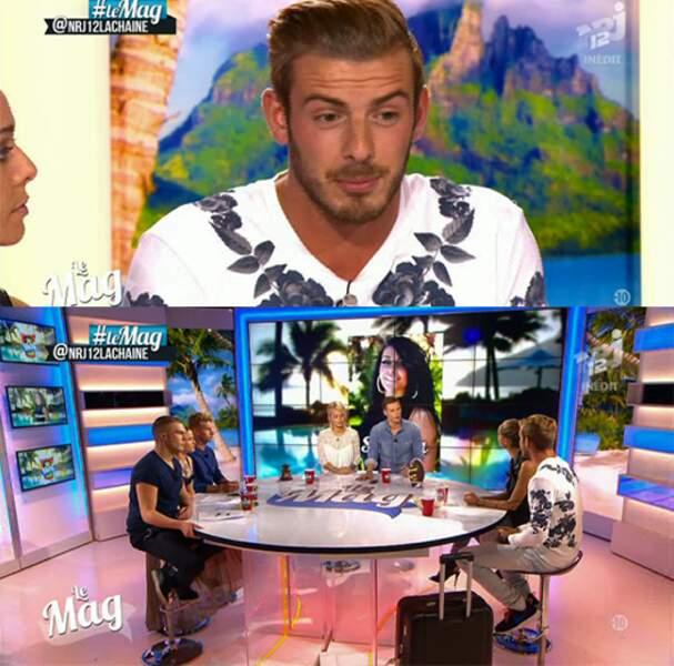 And the winner is : Julien des Anges, pour ce choix bicolore plein de classe (si, si)