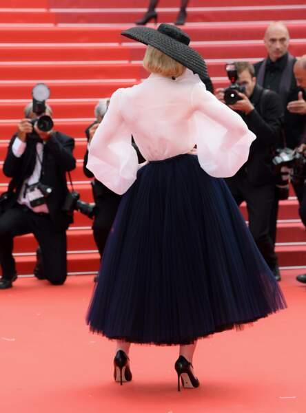 Un bel hommage rendu au grand couturier Christian Dior