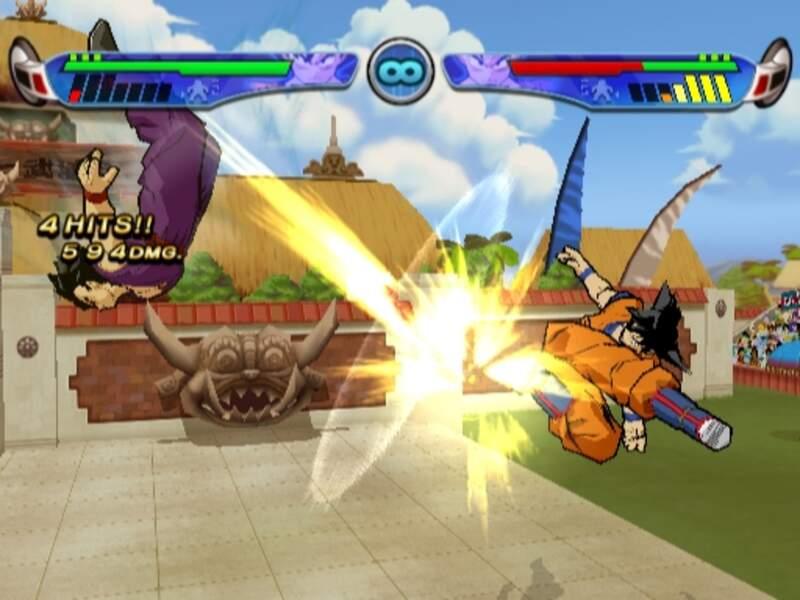 Dragon Ball Z : Budokai 3 (2004-2005 - PlayStation 2)