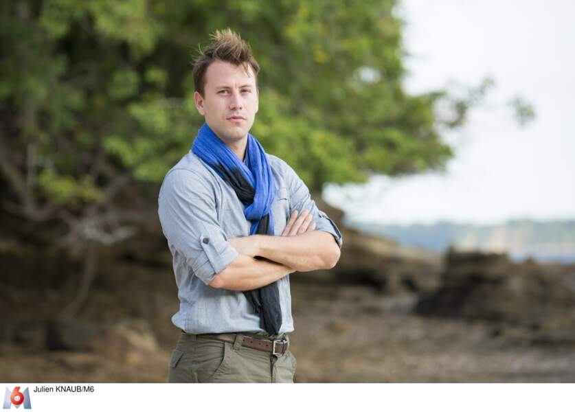 Pour Aurélien, cameraman de 28 ans, The Island est un retour aux sources !
