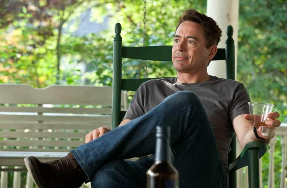 Robert Downey Jr, un bad boy qui a du chien...
