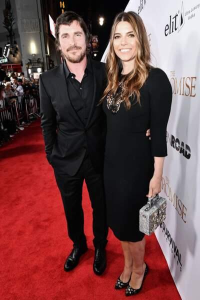 Et on finit en beauté avec Christian Bale, tête d'affiche de The Promise