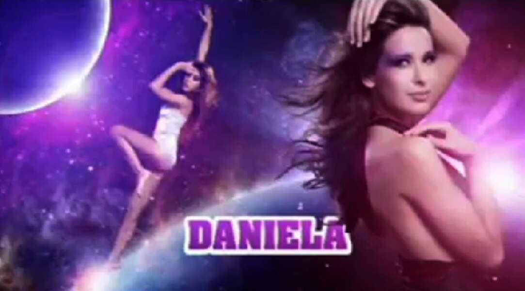 """Daniela (Saison 3). Son secret : """"J'ai été la maîtresse d'un Ballon d'or"""""""