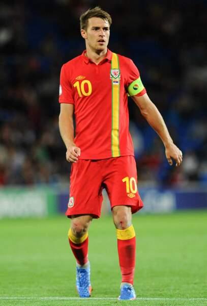 Aaron Ramsey (Pays de Galles)