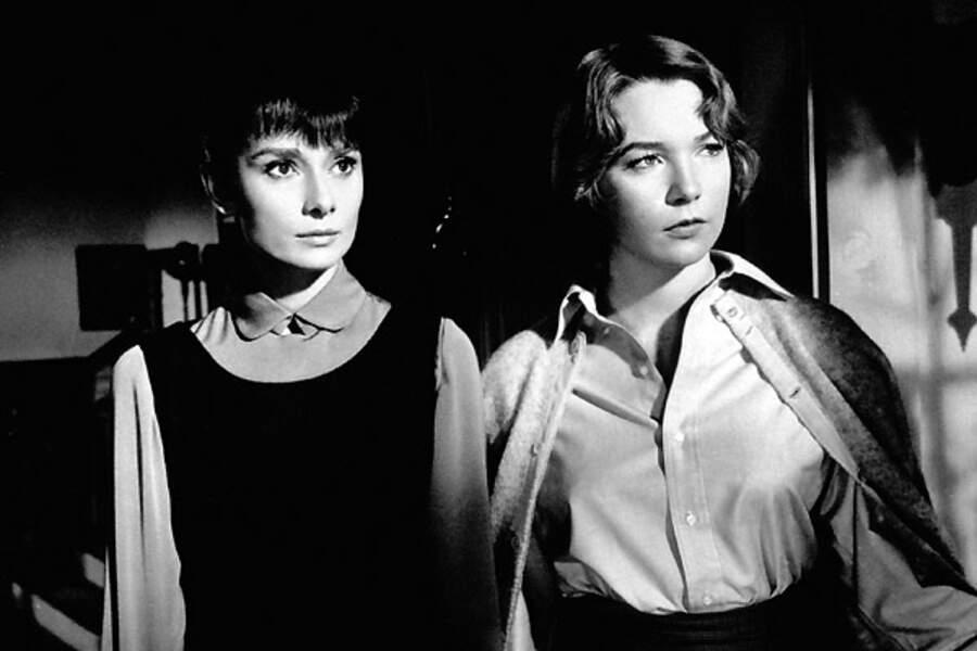 Audrey Hepburn et Shirley MacLaine dans La Rumeur (1962)