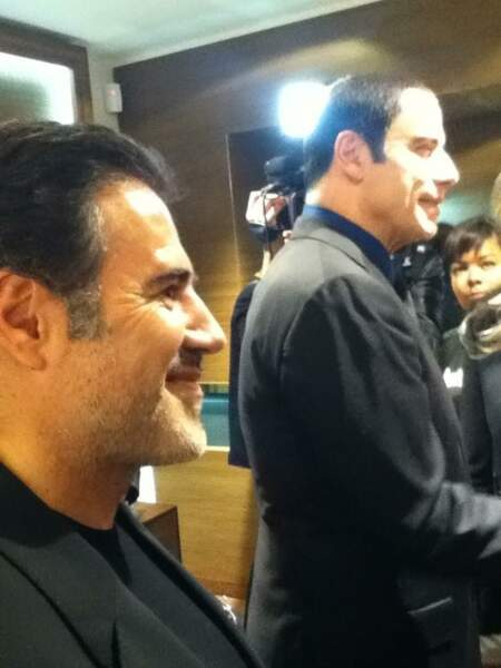 Aux côtés de John Travolta, José Garcia ne boude pas son plaisir