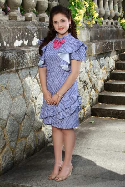 Jane, la fille de la Bonne fée qui est aussi directrice de l'école, n'a pas toujours la vie facile...