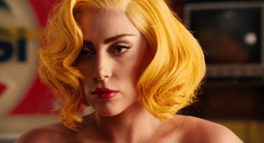 Lady Gaga jouait aussi La Chamaléon dans Machete Kills de Robert Rodriguez.