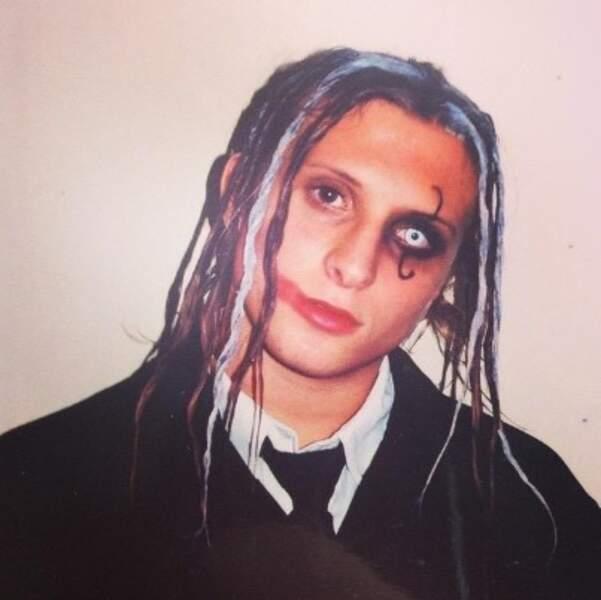 Et ça c'est le youtubeur McFly quand il avait 15 ans.