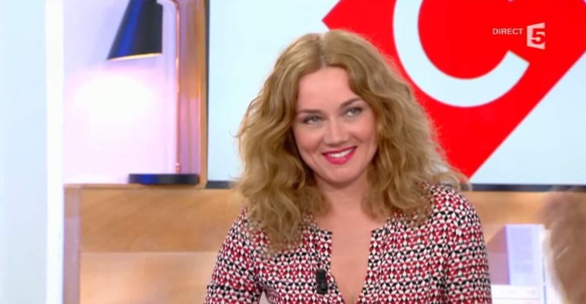 La comédienne Marine Delterme ! Vous aimez ?