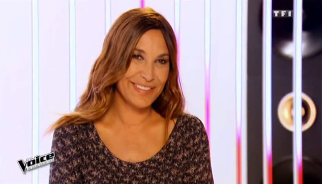 Zazie, coach de The Voice 4