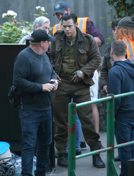 Le chanteur du groupe One Direction, Harry Styles, est au casting du long métrage