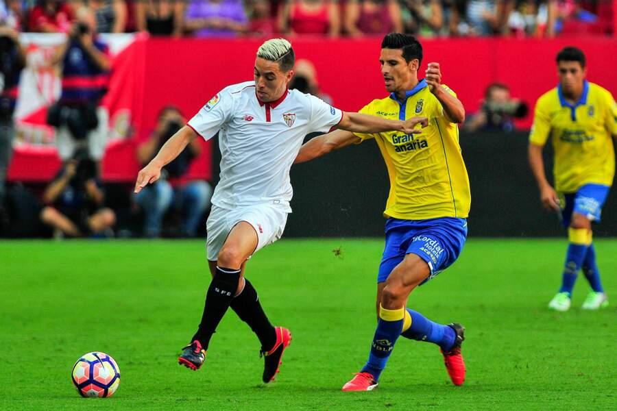 Prêté par Manchester City, Samir Nasri compte bien emmener le FC Séville en Ligue des Champions