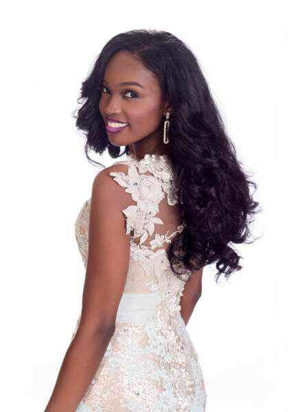 Zuleica Wilson, Miss Angola 2014