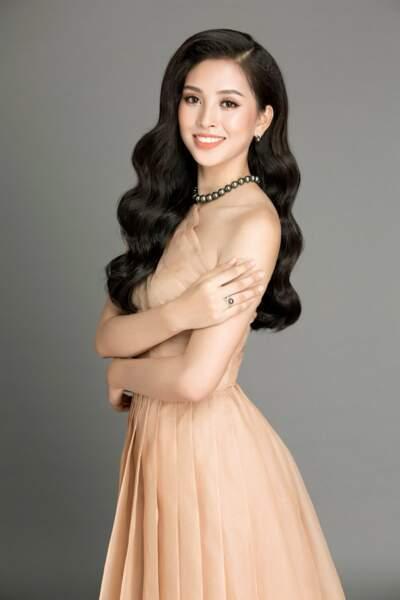 Miss Vietnam : Vy Tran