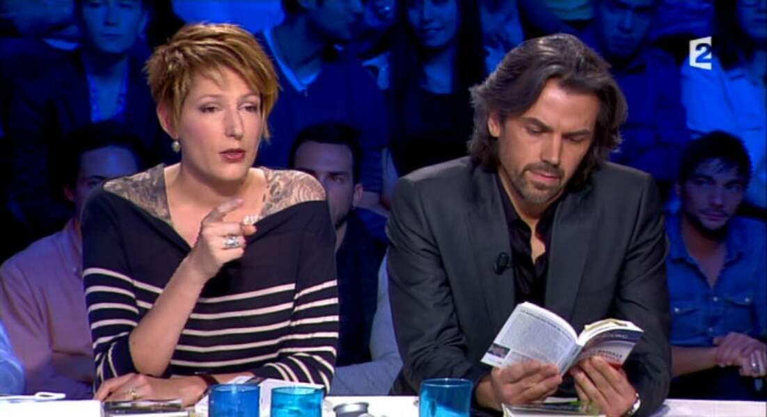 Top : Aymeric Caron, la définition même de l'élégance... (On n'est pas couché)