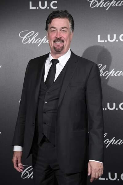 Daniel McVicar, en 2018, a beaucoup tourné en Italie après son départ de la série.