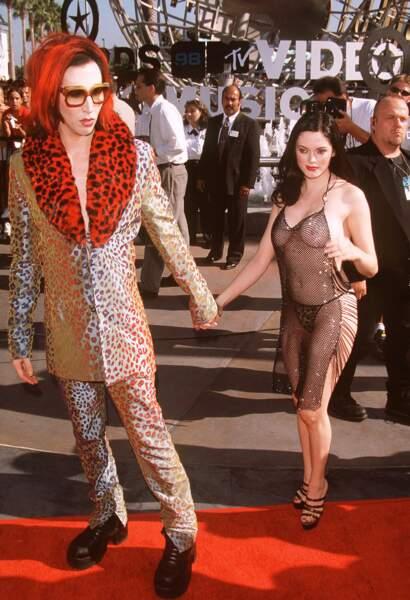Marilyn Manson (Los Angeles, 1999)