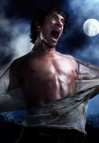 L'inoubliable Scott de Teen Wolf (Tyler Posey) : ténébreux, sexy… On se laisserait bien mordre !
