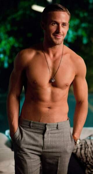 On le sait, vous ne seriez pas contre passer la soirée avec Ryan Gosling....