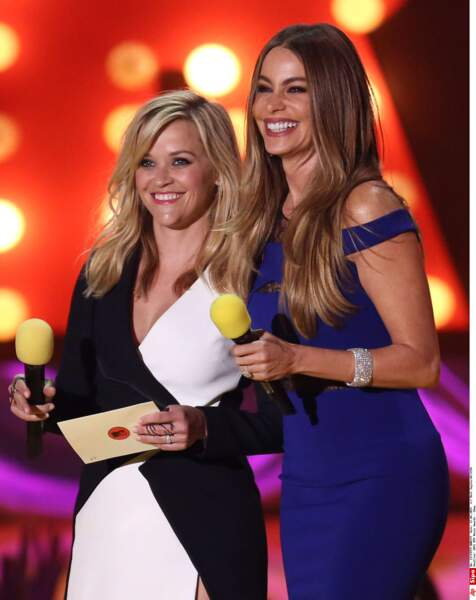 Reese Witherspoon et Sofia Vergara : ne sont-elles pas ravissantes ?