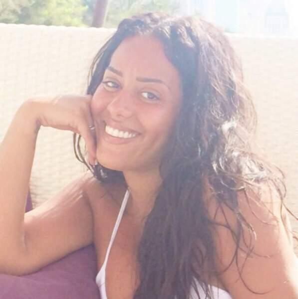 Amel Bent après la baignade : toujours pétillante, même sans make-up !