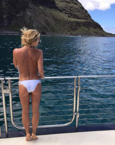 Britney Spears aussi ose le topless