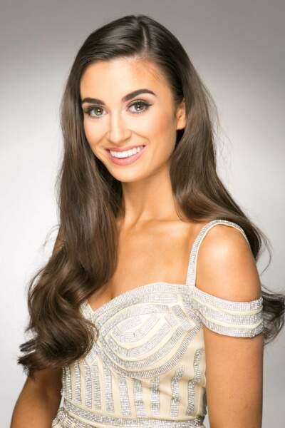 Miss Irlande : Aoife O'Sullivan