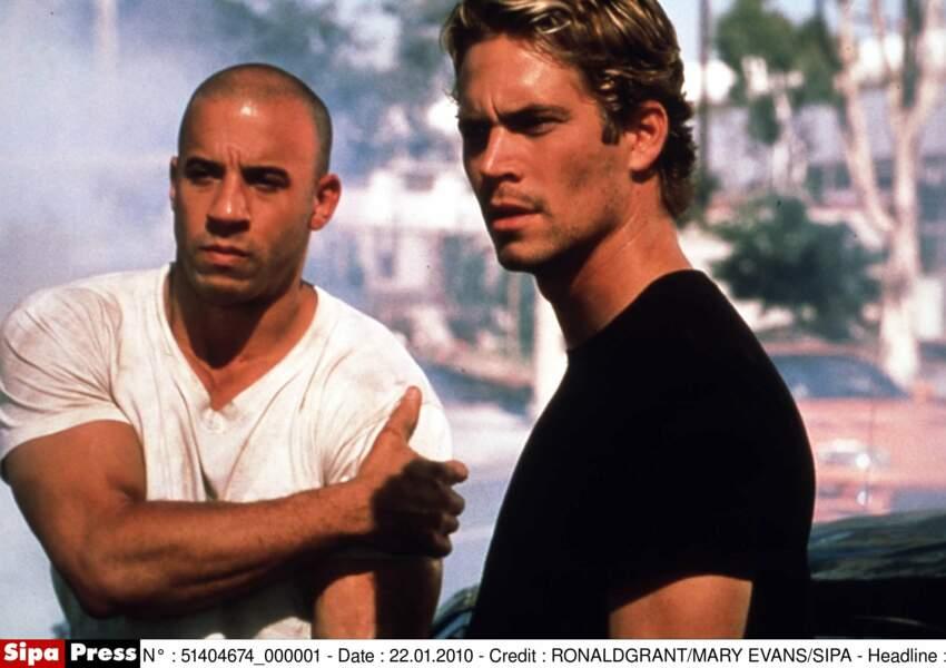 Aux côtés de son copain Vin Diesel, il a incarné le personnage de Brian O'Conner