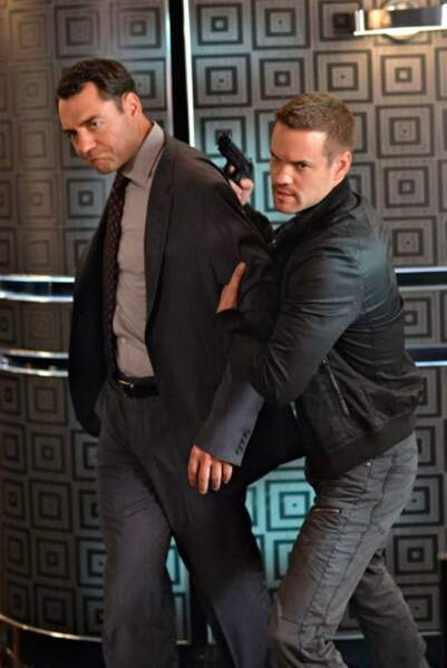 On a pu retrouver Shane West dans les séries Nikita, Salem ou Gotham