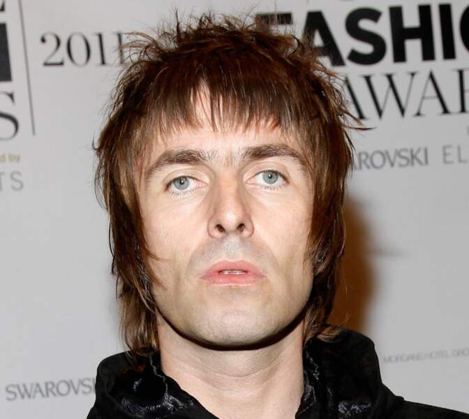Le chanteur Liam Gallagher, ex-membre du groupe Oasis