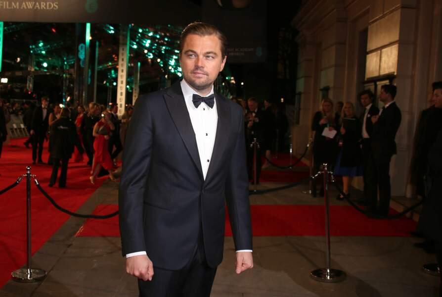 Oui, Leonardo DiCaprio était, lui aussi présent !