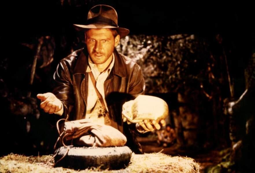 13- Les aventuriers de l'arche perdue (1981) de Steven Spielberg