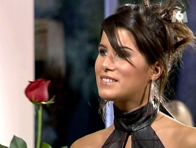 En 2004, ce joli mannequin prénommé Karine a un coup de coeur pour Steven, Bachelor de la saison 2