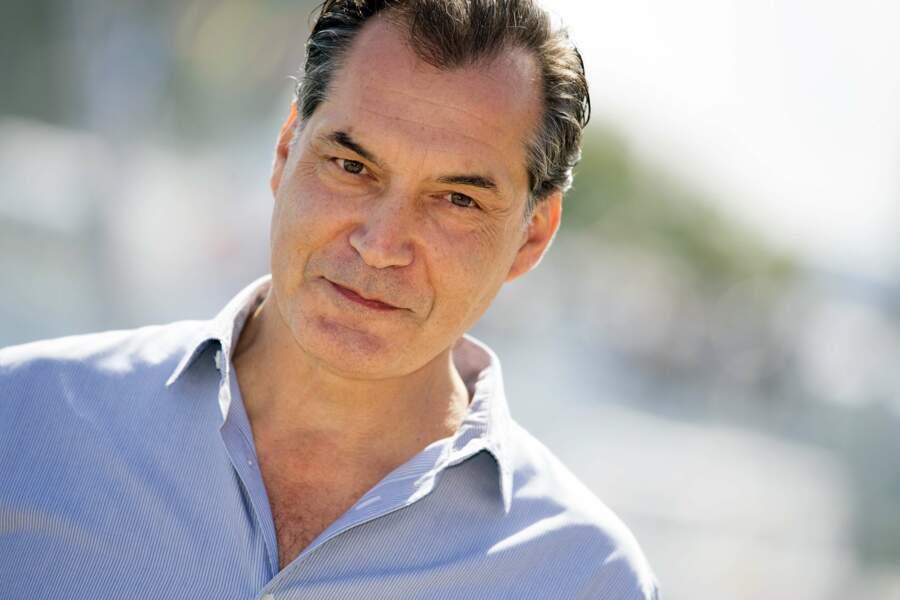Outre Les Petits Meurtres, Samuel Labarthe est venu promouvoir sa nouvelle série, La Forêt