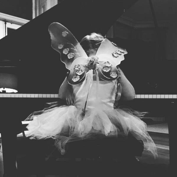 A se faire un petit récital de piano...