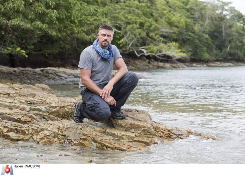 Romain, cameraman de 41 ans, a soif d'aventures...