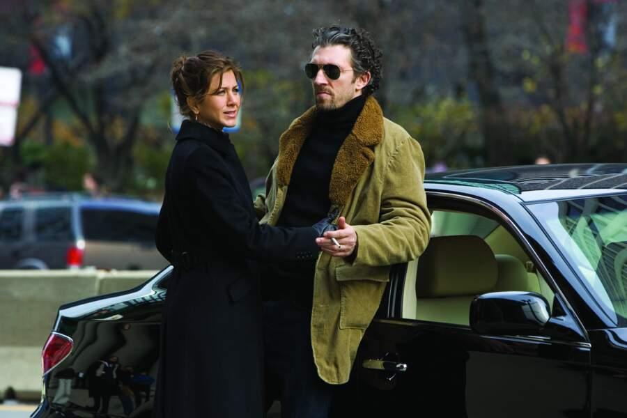 Dans Dérapage (2005), elle donne la réplique à Vincent Cassel