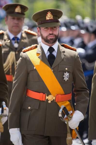 Luxembourg : Guillaume, 34 ans, le plus âgé des futurs souverains mais le plus séduisant